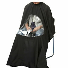 Hair Cutting Cape Salon Hairdressing Barber Cloth Hairdresser Viewing Window