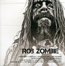 Rob Zombie - Icon [New CD]