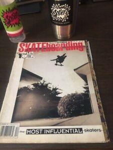 Transworld Skateboarding Magazine December 1992 Matt Pailes 12/92 Dec AS IS