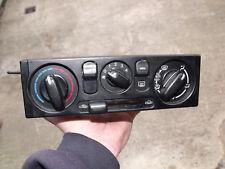 MAZDA MX5 / MK2 / NB / 1997 - 2005 / HEATER HEATING CONTROL PANEL - NON A/C