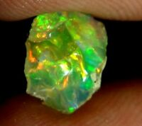 FIRE OPAL 100% NATURAL ETHIOPIAN OPAL ROUGH STUNNING CABOCHON LOOSE GEMSTONES