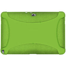 Amzer Silicone Skin Fit Case Cover for Samsung Galaxy Note 10.1 Gt-n8000 - Green