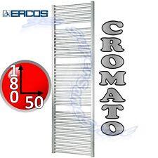 3S SCALDASALVIETTE BAGNO CROMATO TERMOARREDO CROMO 180 x 50 MODELLO TEKNO ERCOS