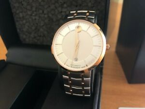 Mens Movado 1881 Automatic Watch