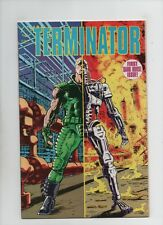 The Terminator #1 - 1st Dark Horse Issue (Grade 9.0) 1990