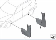 Genuine BMW Set of 4 Mud Flaps for X1 E84 82162155851 & 82162155852