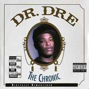Dr. Dre – The Chronic [12'' VINYL ] NEW & SEALED, FRACTIONAL BEND TO ONE CORNER