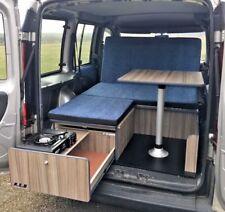 micro mini camper camping unit Peugeot Citroen Renault Fiat Trekka camper van