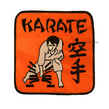"New Karate Patch for Karate Gi Uniform Karate Break Patch Martial Arts-5""x5"""