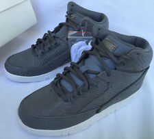 Nike Air Python SP 658394-001 Cool Grey Basketball Shoes Men's 9 Snakeskin new