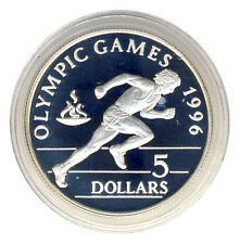 NIUE - 10 Dollars 1992 - SPRINTER - SILBER - ANSEHEN (9634/385N)