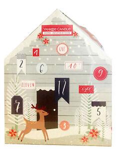 "Adventskalender ""12 days of Christmas"" Kerzen Yankee Candle Home Inspiration"