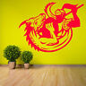 GEORGE AND THE DRAGON vinyl wall art sticker decal
