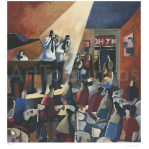 """Image 18""""x19"""" EL TRIO by DIDIER LOURENCO HAND NUMBERED #96/275 w/SIGNATURE S/N"""