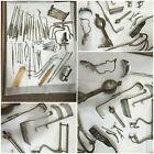 Antique Vintage Lot of Medical Surgical Instruments General Dental ENT OBGYN