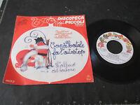 Vinyle 45 Tours - 7'' - Disco Des Petits - Piccolo Coro Dell'Antoniano
