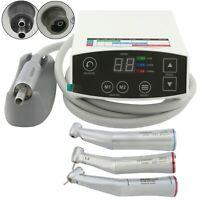 COXO Dental Electric LED Motor C Puma 2 4 Hole fit 1:1 1:5 Optic Contra Angle