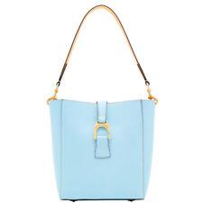 Dooney & Bourke BEMER1354 Emerson Brynn Leather Shoulder Bag (Caribbean Blue)