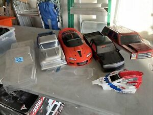 1/10 Rc Body Bodies Lot Used Crawler Car Truck Buggy