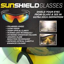 SUN SHIELD TAC GLASSES AU STANDARD COMPLIANT UV PROTECTION POLARISED
