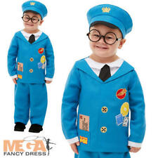 Postman Pat Boys Fancy Dress World Book Day Kids Childs Toddlers Costume Outfit