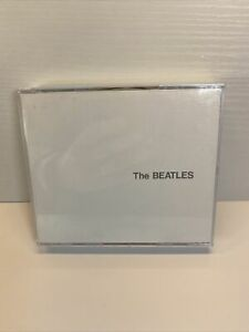 The Beatles White Album (CD, 1987, 2 Discs, Capitol/Parlophone) - TESTED