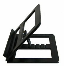 Portable Reading Stand Bookstand Music Book Holder Black