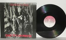 CONDEMNED TO DEATH Diary of A Love Monster LP Orig 1985 Landmine RLR1122 Punk