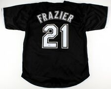 TODD FRAZIER SIGNED JERSEY w/ COA NY YANKEES NY METS WHITE SOX REDS TODDFATHER