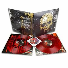 The Dead Daisies - Make Some Noise (180g 2LP Red Vinyl, Gatefold) 2016 Spitfire