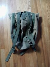 Vintage Military Backpack Duffel
