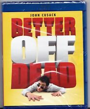 Better Off Dead (Blu-ray, 2011) John Cusack New