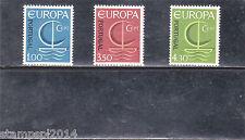 PORTUGAL EUROPA CEPT    (1966)   MH