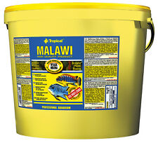 Tropical Malawi Flakes [5l/1kg] MULTI-INGREDIENT FISH FOOD FOR MALAWI CICHLIDS