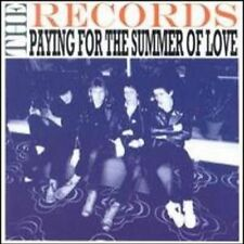 The Records - Paying For The Summer Of Love CD 2002 Angel Air New Kursaal Flyers