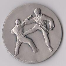 ancienne médaille de sport en métal uniface -Contaux / Charma ed valence -