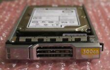 """Dell EqualLogic 300 GB 10K 2.5"""" 6 Gbps SAS Hot plug Hard Drive Caddy HDD R3YD9 +"""