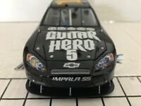 VERY RARE * 2009 * #1 MARTIN TRUEX JR ** GUITAR HERO 5  **  ATLANTA  &  FONTANA