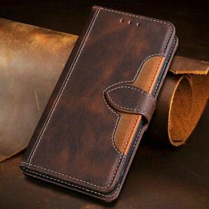 For Sony Xperia 10 III 1 III 5 II Luxury Magnetic Leather Case Wallet Flip Cover