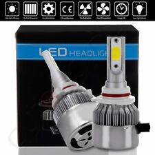 CREE 9006 LED Headlight Lamp Light Bulb Conversion Kit 1500W 225000LM HID 6000K