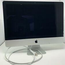 """Apple iMac 21.5"""" (late 2012) Core i5-3330S 2.7GHz, 8GB, 1TB SATA USED"""
