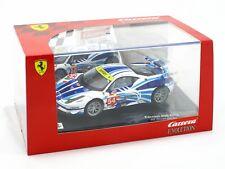 Carrera Ferrari 458 GT2 AF Corse #54 1:32 Slot Car