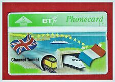 """UNITED KINGDOM: BTO-079 """"Channel Tunnel"""" 5u CN:405B New"""