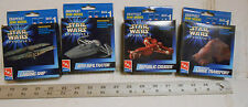 AMT  STAR WARS  SET OF FOUR MINIATURE VEHICLES UNOPENED