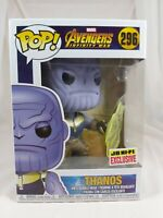 Marvel Funko Pop - Thanos - Avengers Infinity War - JB Hi-FI Exclusive - No. 296