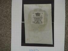 Great Britain, Cypher Label, Victoria, Pl label # 398 used on General Duty Die