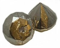 "4.75 Oz MK BarZ ""3D Diamond"" Big Hand Poured Round .999 Fine Silver"