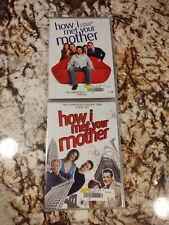 NEW factory sealed HOW I MET YOUR MOTHER complete DVD seasons 1 & 2