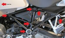 Frame Plug Set ( 13 caps ) for BMW R 1200 GS LC ADVENTURE ( ≥ 2014 / K51)