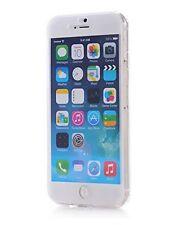 NOVAGO Coque intégrale transparente Avant + Arrière pour iPhone 6 et iPhone 6S